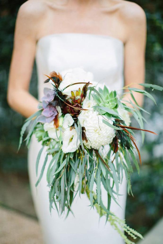 buchete albe- nunta in gradina (5)