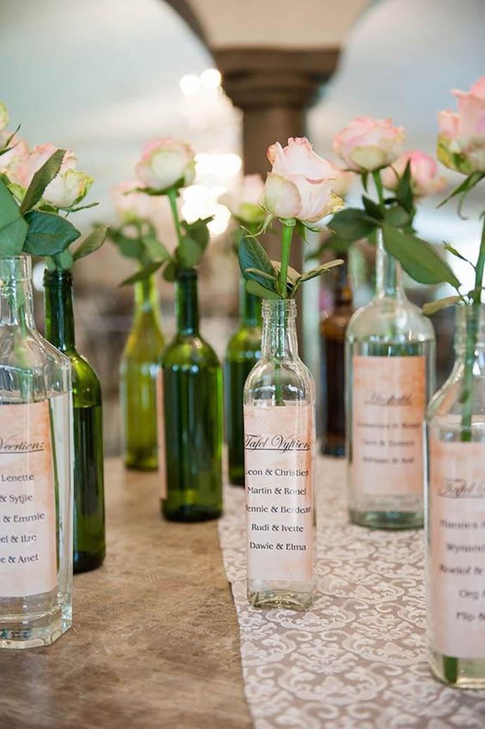 sticla vin numar de masa nunta in gradina (20)