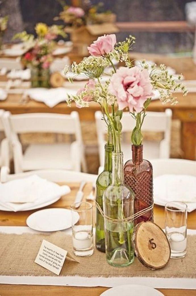 sticla vin numar de masa nunta in gradina (21)