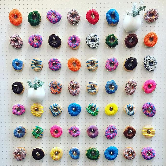 donuts nunta in gradina (10)