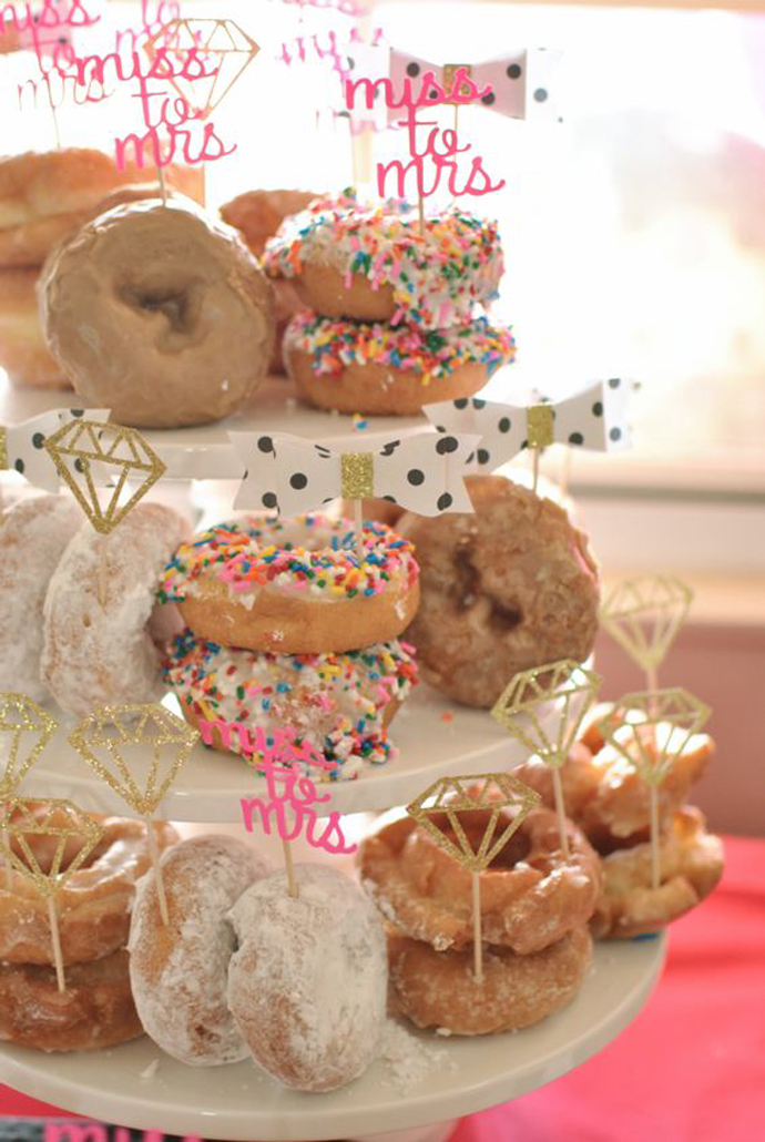 donuts nunta in gradina (11)