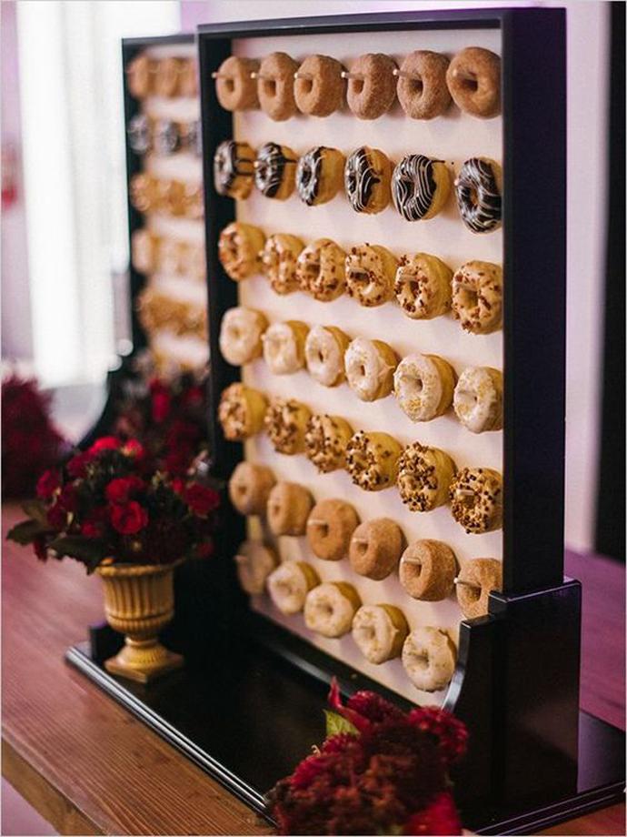 donuts nunta in gradina (14)