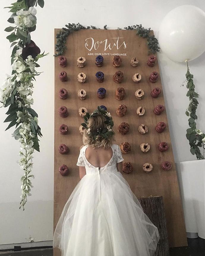donuts nunta in gradina (19)