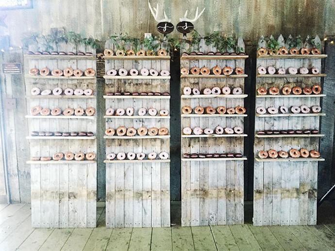 donuts nunta in gradina (21)