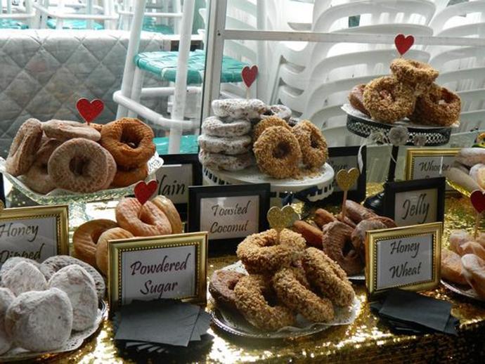 donuts nunta in gradina (22)