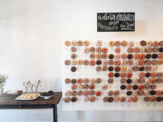 donuts nunta in gradina (24)