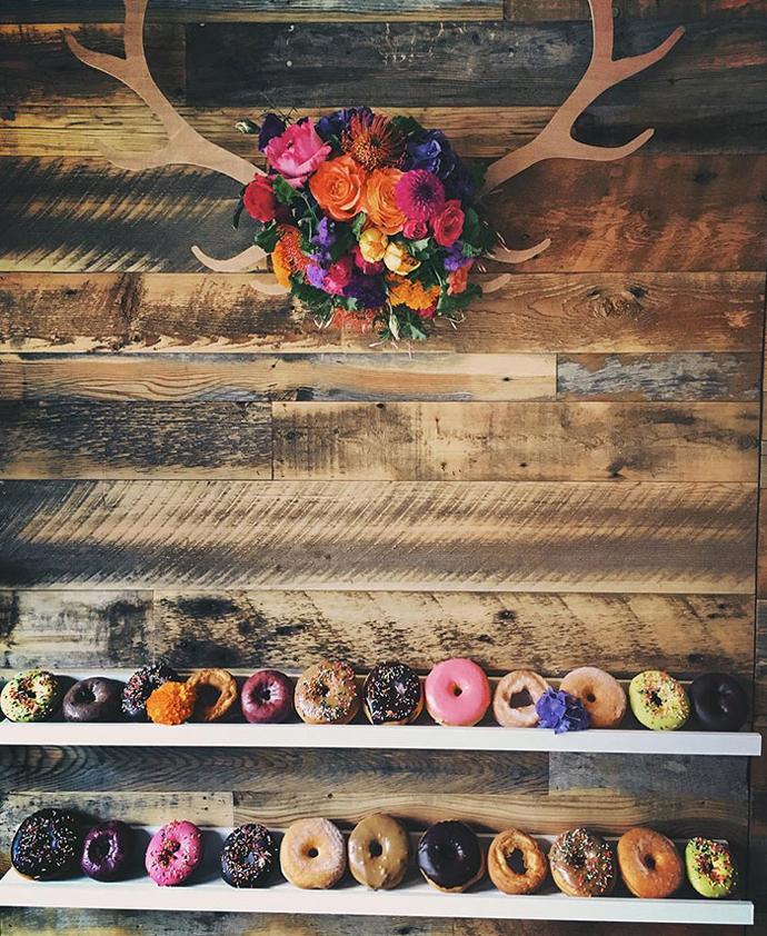 donuts nunta in gradina (26)