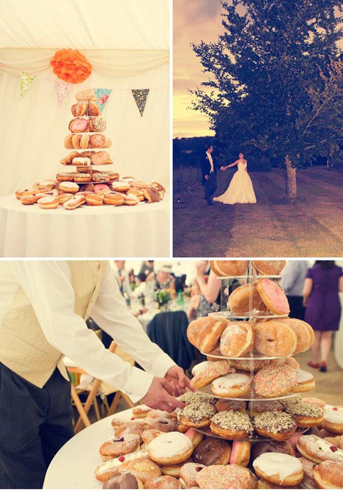 donuts nunta in gradina (30)