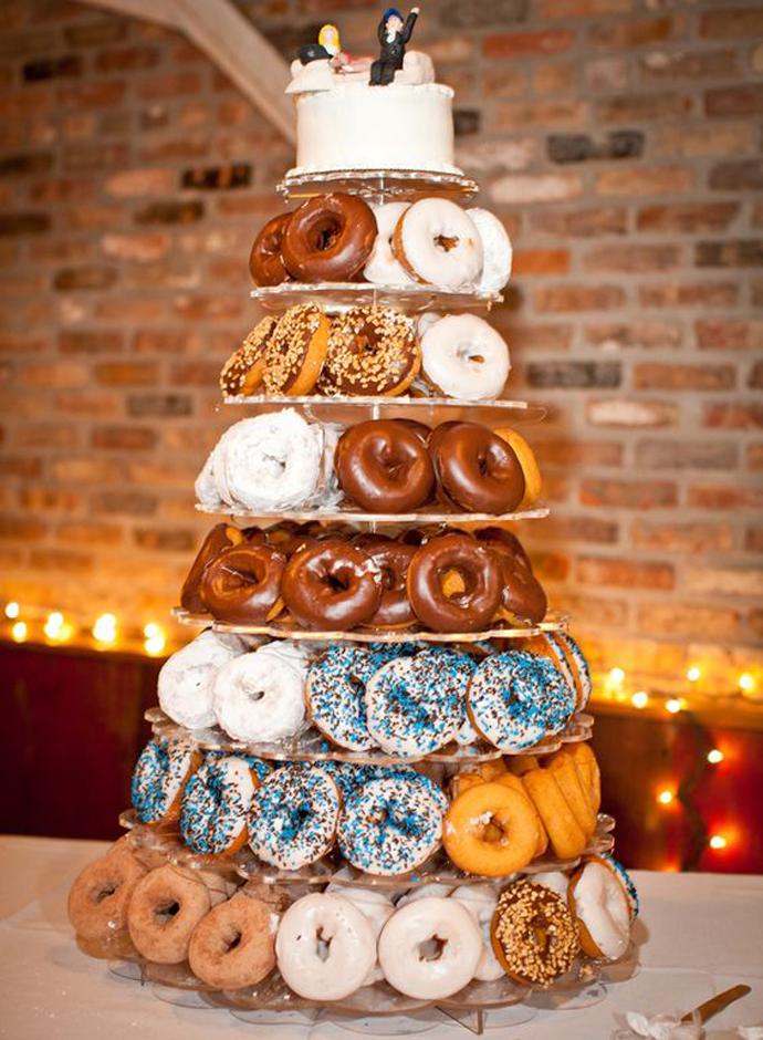 donuts nunta in gradina (31)