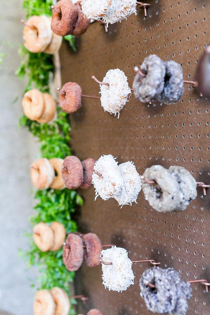 donuts nunta in gradina (4)