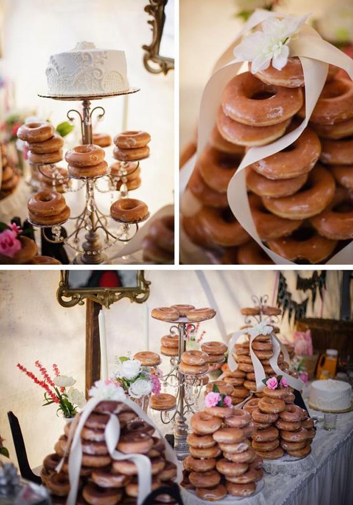 donuts nunta in gradina (8)
